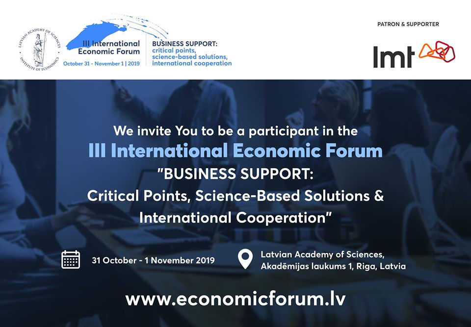 III International Economic Forum